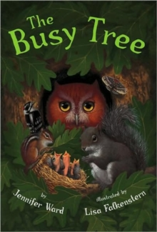The Busy Tree, Hardback Book