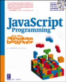 JavaScript Programming for the Absolute Beginner, Mixed media product Book