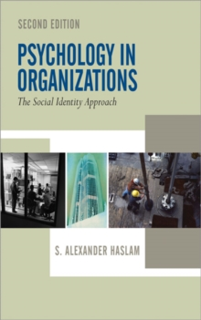 Psychology in Organizations, Paperback / softback Book