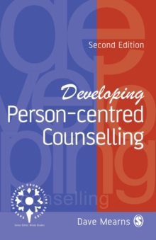 Developing Person-Centred Counselling, Paperback / softback Book