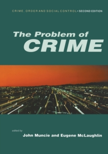 The Problem of Crime, Paperback / softback Book