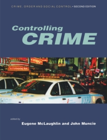 Controlling Crime, Paperback Book