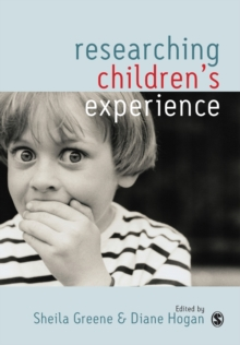 Researching Children's Experience : Approaches and Methods, Paperback / softback Book