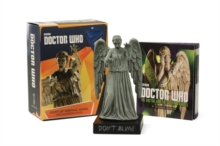 Doctor Who: Light-Up Weeping Angel and Illustrated Book, Mixed media product Book