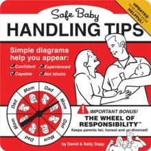 Safe Baby Handling Tips, Board book Book