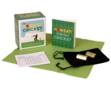 Mini Howzat! Cricket Kit, Mixed media product Book