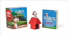 The Peanuts Movie: Snoopy the Flying Ace : Figurine and Sticker Book Kit, Paperback / softback Book