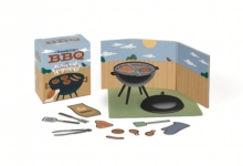 Desktop BBQ : With sizzling sound!, Mixed media product Book