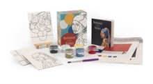 Masterpieces by the Numbers, Mixed media product Book
