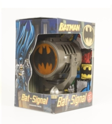 Batman: Metal Die-Cast Bat-Signal, Mixed media product Book