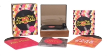 Teeny-Tiny Turntable : Includes 3 Mini-LPs to Play!, Mixed media product Book