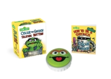 Sesame Street: Oscar the Grouch Talking Button, Mixed media product Book