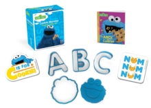 Sesame Street: Cookie Monster Cookie Cutter Kit, Mixed media product Book