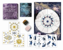 Practical Magic : Includes Rose Quartz and Tiger's Eye Crystals, 3 Sheets of Metallic Tattoos, and More!, Mixed media product Book