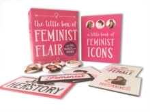 The Little Box of Feminist Flair : With Pins, Patches, & Magnets, Mixed media product Book