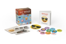 The Little Box of emoji : With Pins, Patch, Stickers, and Magnets!, Mixed media product Book