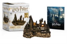 Harry Potter Hogwarts Castle and Sticker Book : Lights Up!, Paperback / softback Book