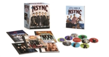 *NSYNC: Magnets, Pins, and Book Set, Mixed media product Book