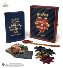 Harry Potter Quidditch at Hogwarts : The Player's Kit, Mixed media product Book