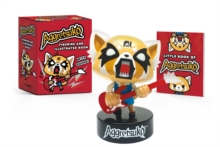 Aggretsuko Figurine and Illustrated Book : With Sound!, Mixed media product Book