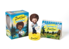 Bob Ross Bobblehead : With Sound!, Mixed media product Book