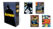 Batman: Chronicles of the Dark Knight : (4 hardcover, illustrated books), Hardback Book
