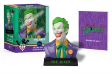 The Joker Talking Bust and Illustrated Book, Mixed media product Book