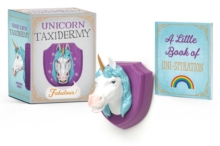 Unicorn Taxidermy, Mixed media product Book