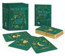 The Practical Witch's Spell Deck : 100 Spells for Love, Happiness, and Success, Mixed media product Book