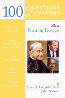 100 Questions and Answers About Prostate Disease, Paperback / softback Book
