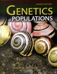 Genetics of Populations, Hardback Book