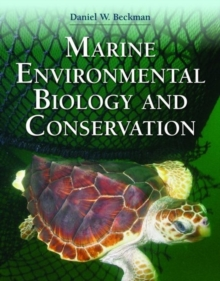 Marine Environmental Biology And Conservation, Paperback Book