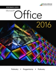 Benchmark Series: Microsoft (R) Office 2016 : Text with physical eBook code, Paperback / softback Book