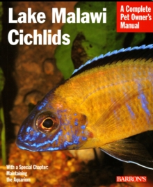 Lake Malawi Cichlids, Paperback Book