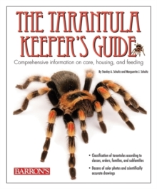 Tarantula Keeper's Guide, Paperback Book