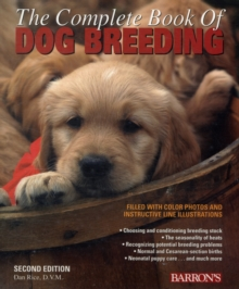 Complete Book of Dog Breeding, Paperback Book