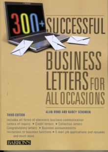 300+ Successful Business Letters for All Occasions, Paperback Book