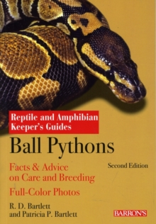 Ball Python Keepers Guide, Paperback / softback Book