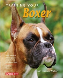 Training Your Boxer, Paperback Book