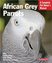 African Grey Parrots, Paperback Book