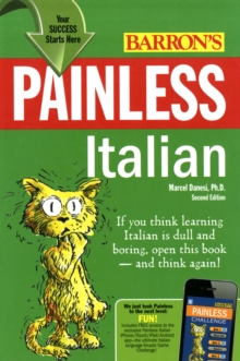 Painless Italian, Paperback Book