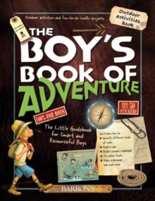Boy's Book of Adventure, Hardback Book