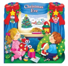 Christmas Eve, Board book Book