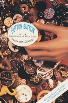 Button Button : Identification and Price Guide, Paperback Book