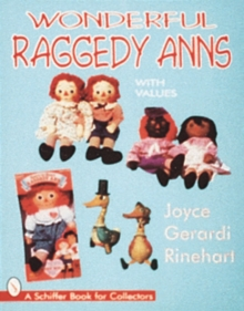 Wonderful Raggedy Anns, Paperback / softback Book