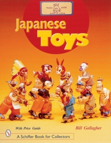 Japanese Toys: Amusing Playthings from the Past, Hardback Book