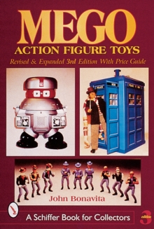 Mego Action Figure Toys, Paperback Book