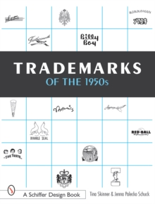 Trademarks of the 1950s, Hardback Book