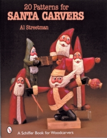 20 Patterns for Santa Carvers, Paperback Book