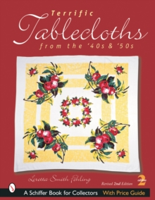 Terrific Tablecloths : from the '40s & '50s, Paperback Book